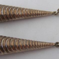 Cercei vechi din argint - de colectie (1) - Cercei argint