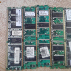 Memorie RAM, DDR, 256 MB - PLACA RAM 256 MB DDR 400
