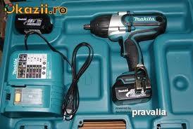 Makita BTW 450 RFE Bormasina Surubelnita electrica: nou garantie inclus Escrow foto