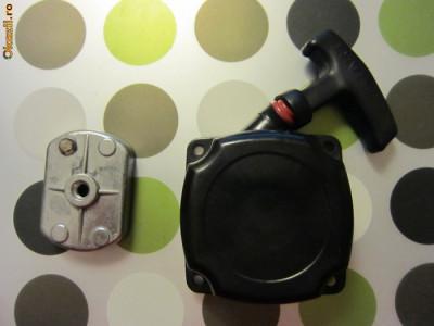 Starter cu fir pentru trotineta cu motor/ drujba foto