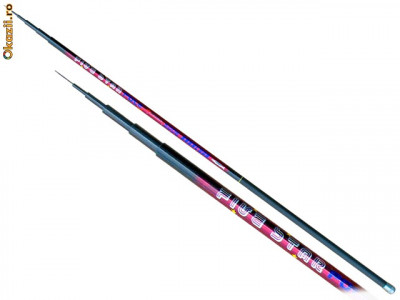 Undita fibra de carbon Five Star 7m foarte usoara - Greutate: 290g. foto