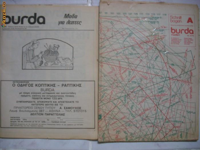 BURDA-CROITORIE*1979 foto mare