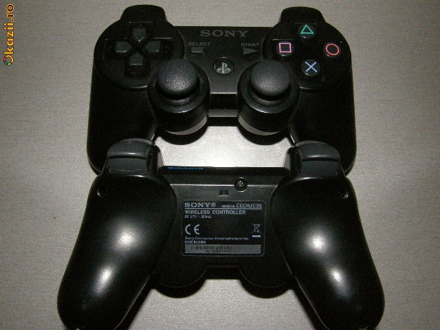 Maneta Play Station 3 originala foto mare