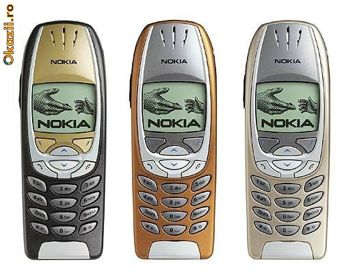 Nokia 6310 black folosite stare buna,originale neumblate in ele,funct orice retea,incarcator!PRET:150ron foto mare