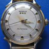 Ceas vechi BENRUS automatic de colectie - Ceas barbatesc