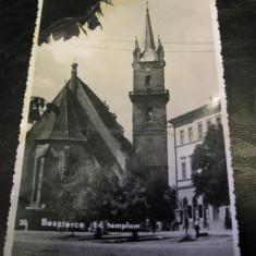 Bistrita Nasaud - Beszterce - Biserica evanghelica - Carti Postale Romania dupa 1918