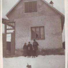Carti Postale Romania dupa 1918 - 2292 Maier, Bistrita, casa taraneasca, circulat 1942