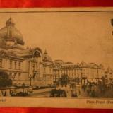Bucuresti - Piata Postei 1919