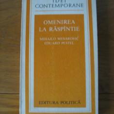 Roman - Mihajlo Mesarovic, Eduard Pastel - Omenirea la raspantie