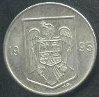 Monede Romania - Romania 10 LEI 1995