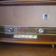 Radio pe lampi Carmen - Aparat radio