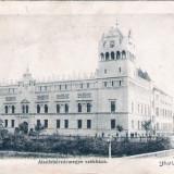 AIUD 1907 - Carte Postala Romania 1904-1918, Circulata