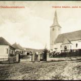 Tarnaveni Biserica UNITARIANA Parohia Sala de Consiliu apr 1910