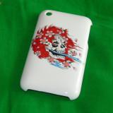 Carcasa iPhone 3G 3Gs - model unicat APPLE ED HARDY DESIGN [7]