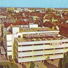 Carti Postale Romania dupa 1918 - S 4004 Timisoara Magazinul Bega circulata