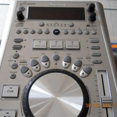 Omnitronic DJS-1200 Scratch Workstation - Console DJ