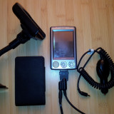 Asus GPS PDA, Pda cu GPS inclus, Redare audio, Touch-screen display, Kit auto, Incarcator auto