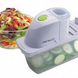 De Luxe Vegetable Slicer One Touch