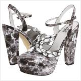 100% AUTENTIC - Pantofi cu Platforma NOT TOO COY Casanova - Pantofi cu Toc - Pantofi Dama, Femei - Pantofi Originali NOT TOO COY