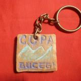 Breloc Artizanal - 30 Ani Cupa Bucegi 1937-1963