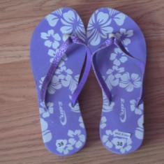 Papuci plaja marime 38 - Papuci dama, Marime: 36.5