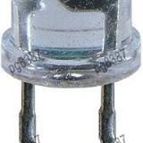 Bec / LED - LED 8mm, albastru - 146104