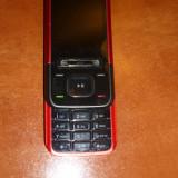 Nokia 5610 Xpress Music Red - Telefon Nokia, Neblocat, 1 GB, Cu slide
