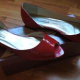 Pantofi dama Afrodita SUPER OKAZIE, Marime: 39, Rosu