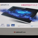 Vand tableta novo7 Elf II, ecran capacitiv 7 inches, android 4.0, 1.5GHz, dual core, 1024*600, 1GB DDR3, 8GB, camera 2mpx, HDMI, WIFI