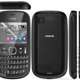 Vand Nokia Asha 201 - ca nou - Super okazie. - Telefon Nokia, Negru, Nu se aplica, Vodafone, Single SIM, Fara procesor