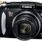 Aparat Foto compact Canon, Compact, 10 Mpx, 10x, 3.0 inch - Canon PowerShot SX120IS