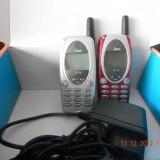 Telefon mobil - VInd 2 telefoane zapp Z110 cu un incarcator