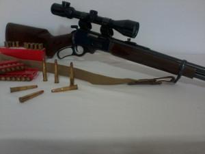 Arma vanatoare cu glont - Marlin 336 foto