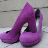 Pantofi dama Calvin Klein, Marime: 35, Roz