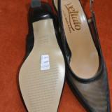 Pantofi dama, Marime: 37, Nero - Pantofi eleganti dama
