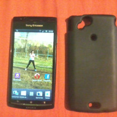 Sony Ericsson XPERIA Arc - Telefon mobil Sony Ericsson Xperia Arc, Negru, Neblocat