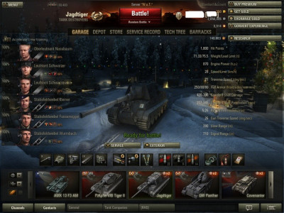 cont world of tanks foto