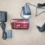 JVC Everio GZ-MG330RE 30 GB Urgent - Camera Video JVC, Hard Disk, sub 3 Mpx, CCD, 2 - 3