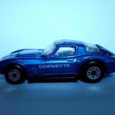 MATCHBOX-CHEVY CORVETTE GRAN PRIX- ++2000 DE LICITATII !! - Macheta auto Matchbox, 1:64