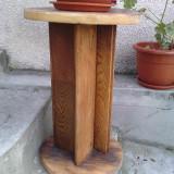 Suport flori - Suport din lemn pentru flori