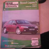 Carte manual de intretinere si exploatare Renault laguna model 2 Diesel