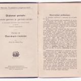 Dictionar portativ roman-german si german-roman Partea 2
