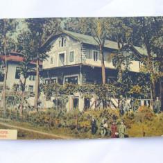 Carti Postale Romania dupa 1918, Circulata - CP-BAILE GOVORA-VILA MERCUR