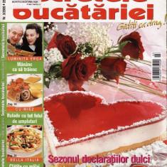 SECRETELE BUCATARIEI NR. 3/2005 - Revista femei