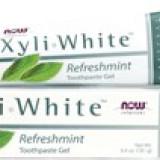 Pasta de dinti albire, paradontoza,  halena, Xyli White Refreshmint, 181 g
