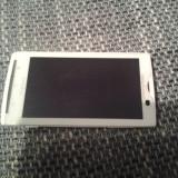 Sony ericsson xperia x 10 i, stare foarte buna. - Telefon mobil Sony Ericsson, Alb, Neblocat, 8.1 MP, Wi-Fi: 1, Bluetooth: 1