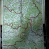 HARTA ROMANIEI -compusa din 40 planse de M.D.Moldoveanu 1946