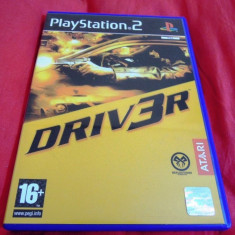 Joc Driver, PS2, original, 19.99 lei(gamestore)! Alte sute de jocuri! - Jocuri PS2 Atari, Curse auto-moto, 16+, Single player