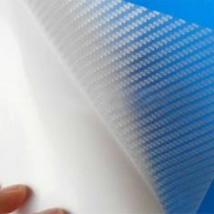Folie carbon 3d transparenta la 127CM latime pe 50cm