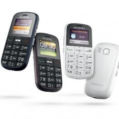 TELEFON ALCATEL, BROWN, WHITE, Negru, Neblocat, Clasic